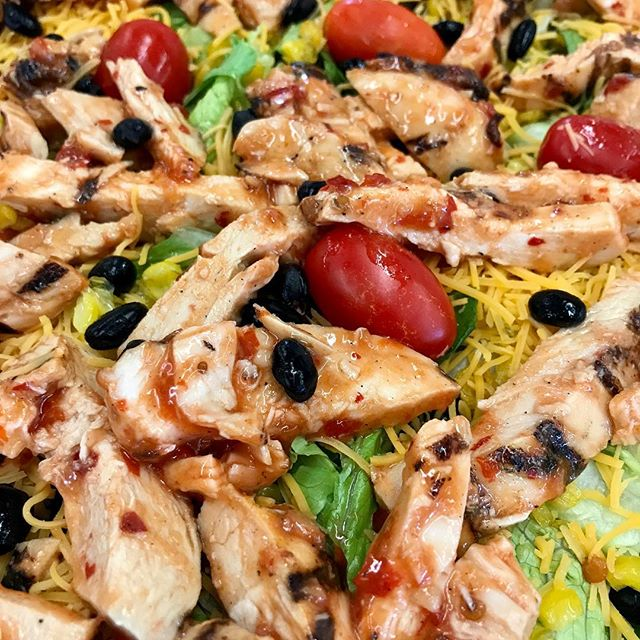 What's for lunch today?? #corporatecatering #foodforthought #catering #cheflife #cleveland #delivery #mentorohio
