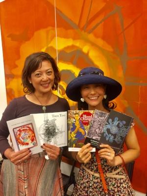 Naoko Fujimoto and Angela Narciso Torres