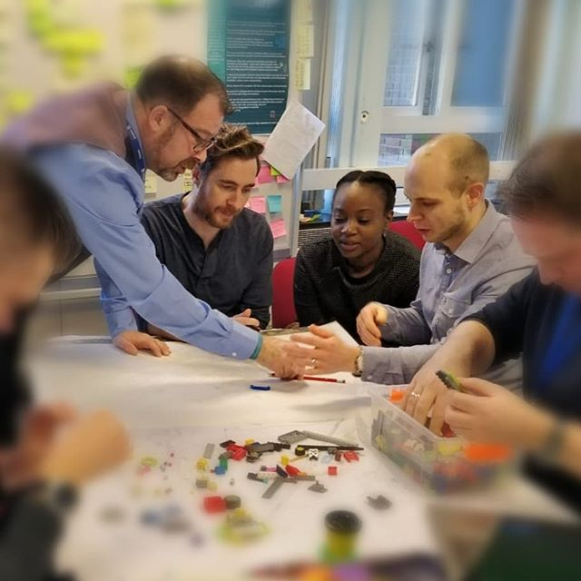 Making, breaking and building with @SolihullCouncil #protoyping #DesignSprint  #DesignThinking #innovation #servicedesign #Innovation #HumanCentredDesign #UX #CX  #userexperiencedesign #userexperience #ServiceDev #productdesign #branddev #branddevelopment #strategy #Growth #uxdesign #design #policy #creativeideas #Empathy #ideation #define