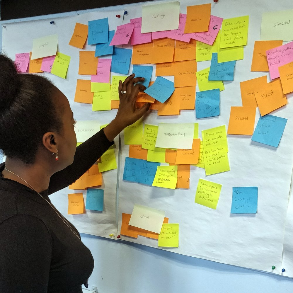 Design Thinking and Human-Centred Design Sprint