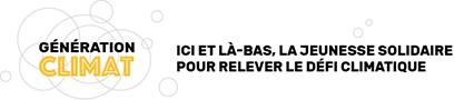 Le Collectif Démarqué est soutenu par le programme Génération Climat