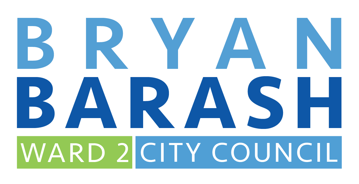 Bryan Barash for Newton City Council Ward 2