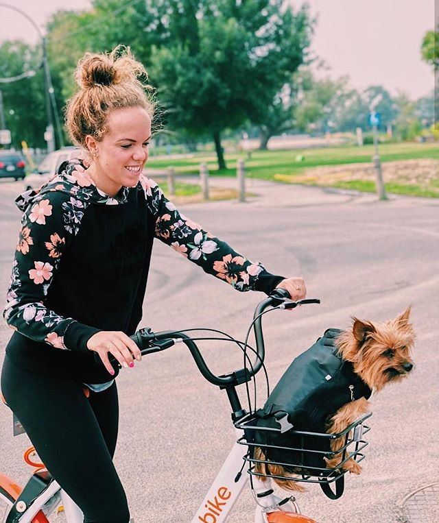 Kierra Smith, you are incredible! Always cheering you on and your adorable dog! ♥️😍 📷@kierrasmith . . . . #olympics #sports #biking #bikes #tourism #canadian #kelowna #vancouver #photooftheday #photography #instagood #dogsofinstagram #athlete #sustainability #travel #healthandwellness