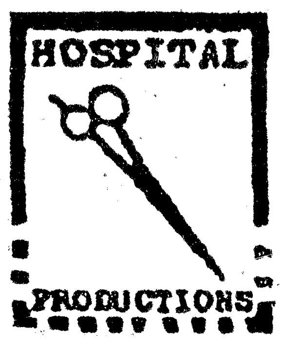 Hospital Productions