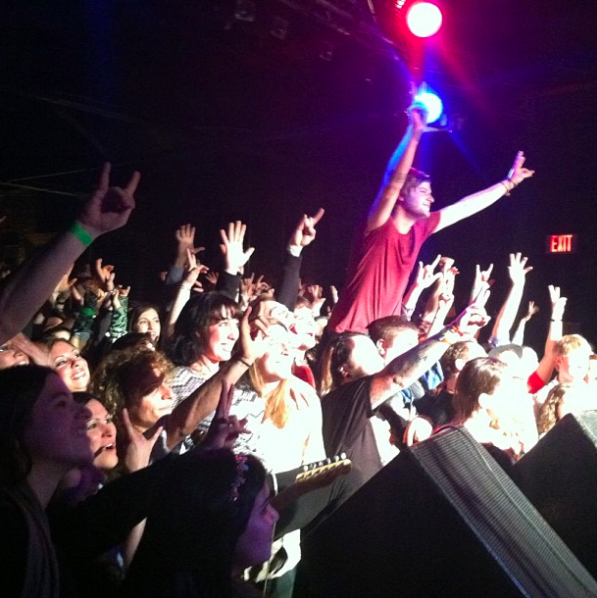 The Mowgli's @ Brighton Music Hall