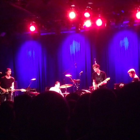 Drowners @ Music Hall of Williamsburg