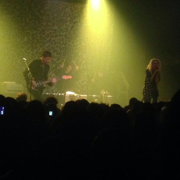 The Kills @ Bowery Ballroom