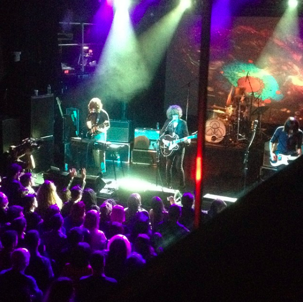 Temples @ Irving Plaza