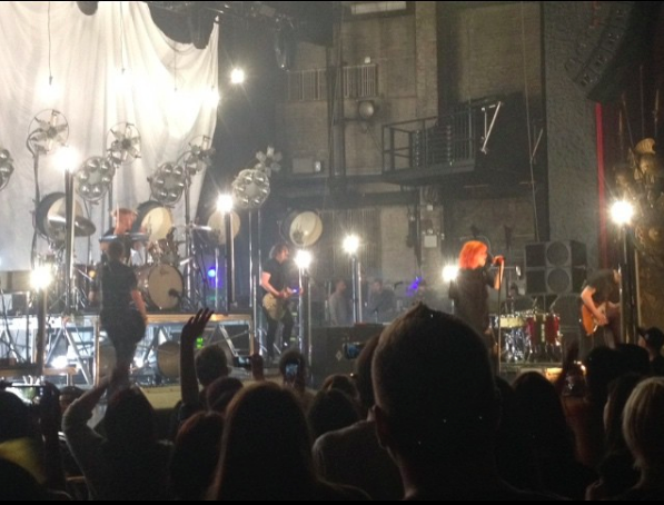 Paramore @ The Beacon Theatre