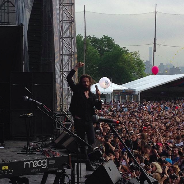 Father John Misty @ Gov Ball