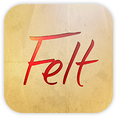 Felt App - Greeting Cards