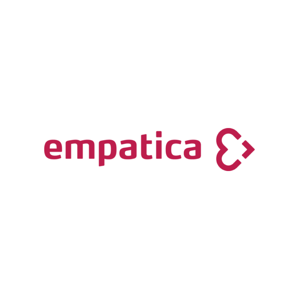 Empatica    We use Empatica's E4 technology for long term (months) ambulatory monitoring of psychophysiological signals to measure stress and affect over time.  We'll be developing a course on Affective Computing and TensorFlow to help developers who want to learn about emotion processing and researchers who want to take their research into production.