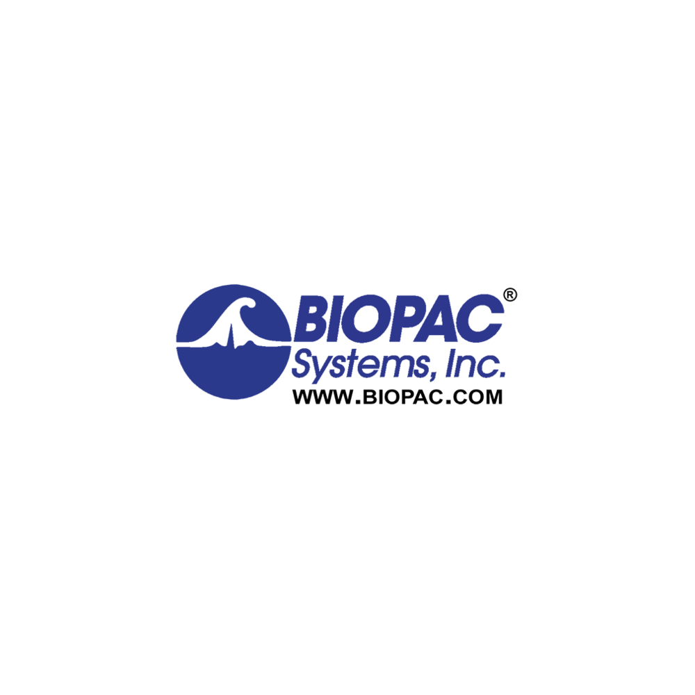 Biopac Systems   We rely on Biopac for our controlled experiments because of it's high resolution and overall robustness.