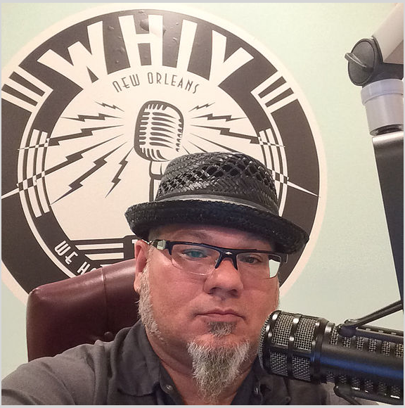 The 504 Underground Music Show with L. Steve Williams, Jr.