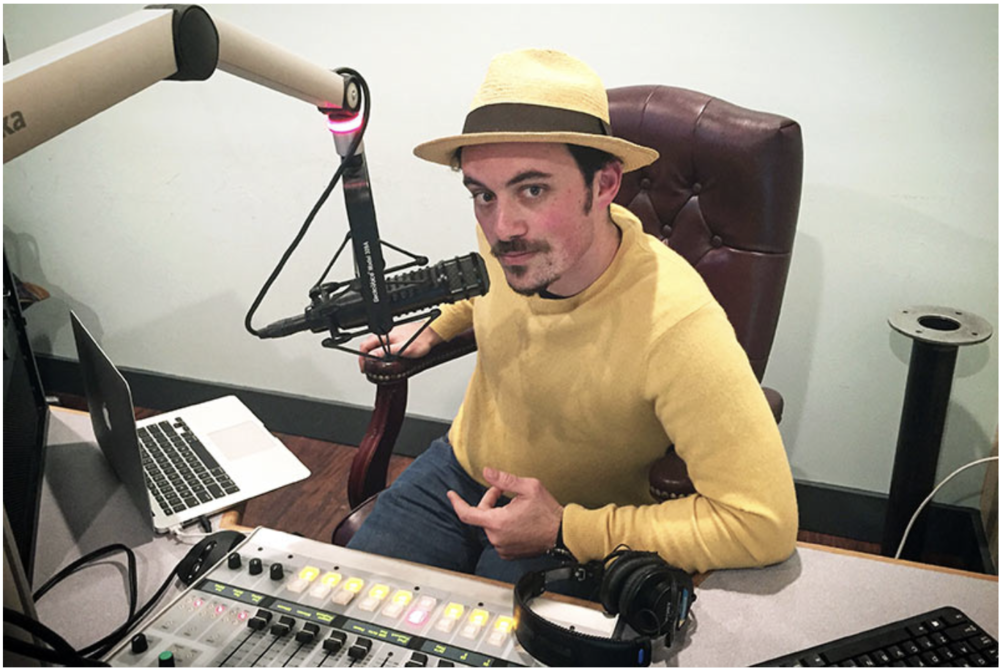 Graduate student uses radio to promote public health - David Roston's voice is calm and collected as he welcomes listeners to his radio show. The program, 'NOLA Matters - The Public Health Radio Hour', airs weekly on the community radio station 102.3 WHIV-FM in New Orleans.Full Article HERE