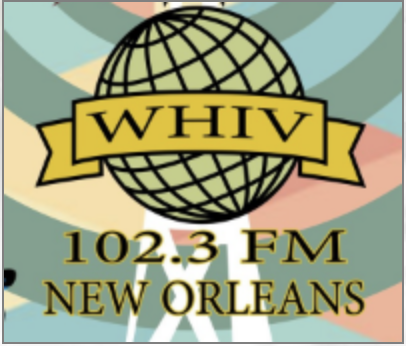 TUNER TWOFER Delgado, WHIV Plan New FM Radio Stations in New Orleans - Dr. Dery had only one choice for his station's name, which will broadcast at FM 102.3.