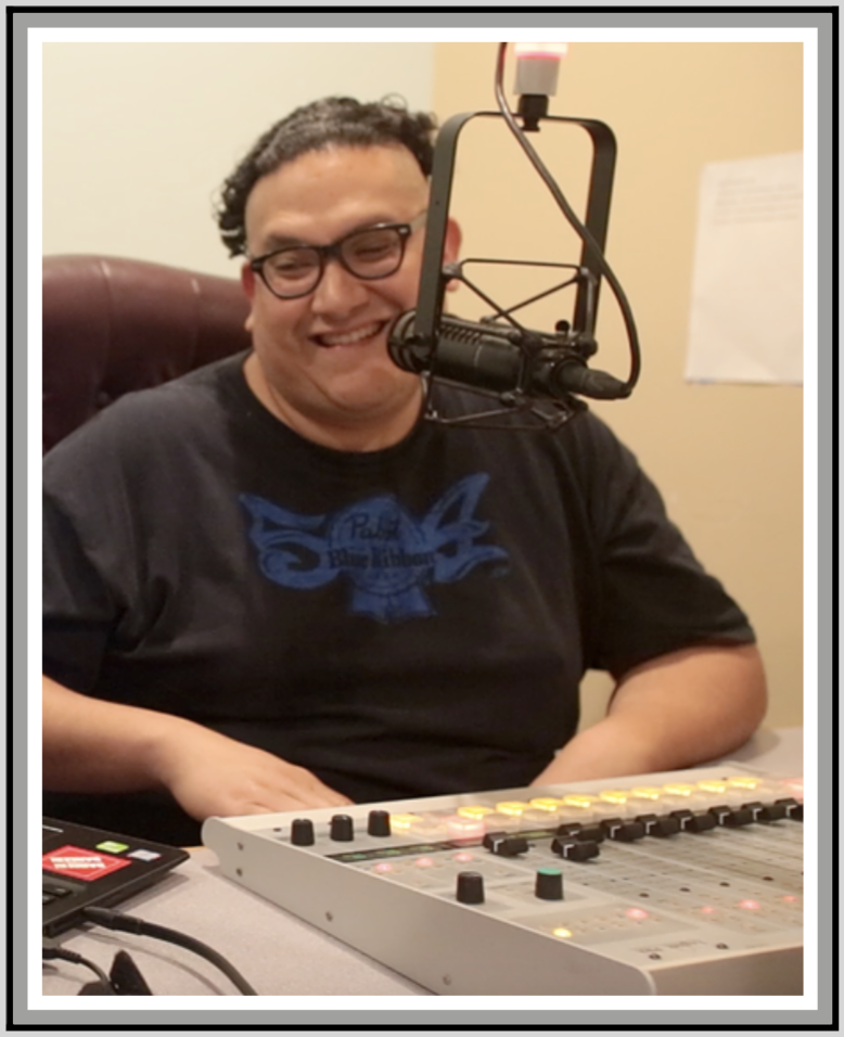 Jimi Palacios, JD - Board member at large.Jimi Palacios hails from McAllen, TX and has lived in New Orleans for 10 years. Mr. Palacios has been working at BrownGreer PLLC for five years, and has been involved with WHIV for over three years.Mr. Palacios is the host of NOLA County on WHIV which airs Monday evenings, and has a following across the country, and was recently an Ameripolitan Awards nominee for Best DJ. Mr. Palacios ran a weekly pop up Tuco Taco Tuesdays at the Hi Ho Lounge on St. Claude, and Spaghetti Western Sunday at Banks Street Bar. Mr. Palacios also founded the first New Orleans Ameripolitan Festival in 2017, featuring official Ameripolitan artists in Honky-Tonk, Western Swing, Outlaw, and Rockabilly.Mr. Palacios holds a BA in Accounting and Finance from Texas A&M International University in Laredo, TX, and a JD from Tulane Universtiy Law School.