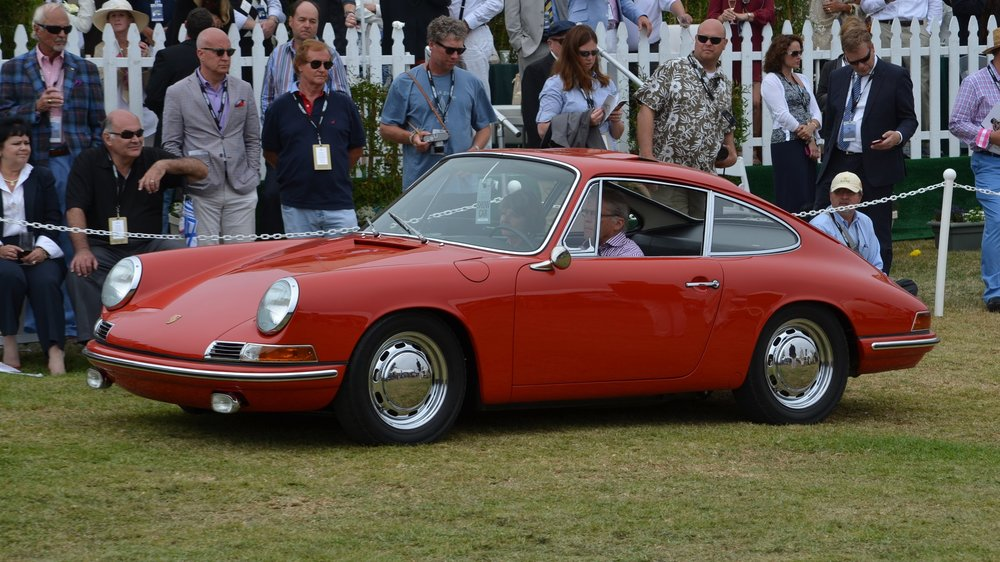 901 Prototype  (World's Oldest 911)