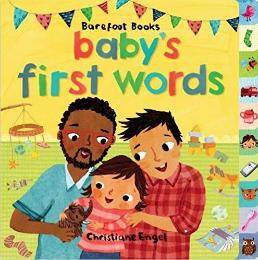 BABY'S FIRST WORDS (Stella Blackstone, Sunny Scribens, Christiane Engel)