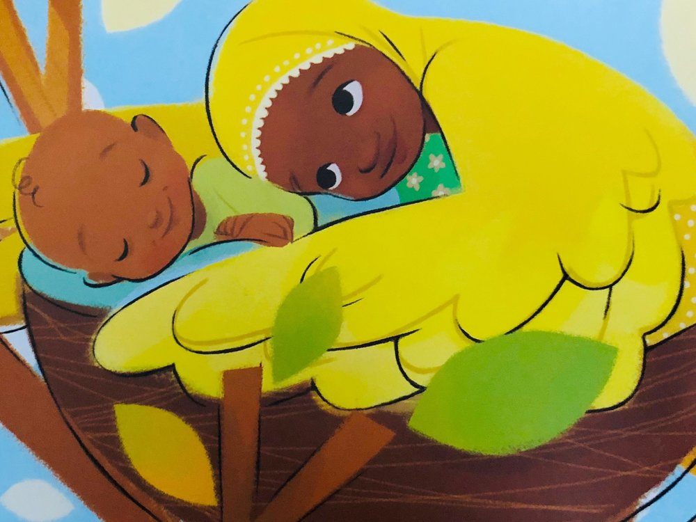 OUR STORIES AFFIRM AND CONNECT - Learn more about how we choose which stories to include in our boxes.Image from MOMMY'S KHIMAR (Jamilah Thompkins-Bigelow, Ebony Glenn, Simon & Schuster)