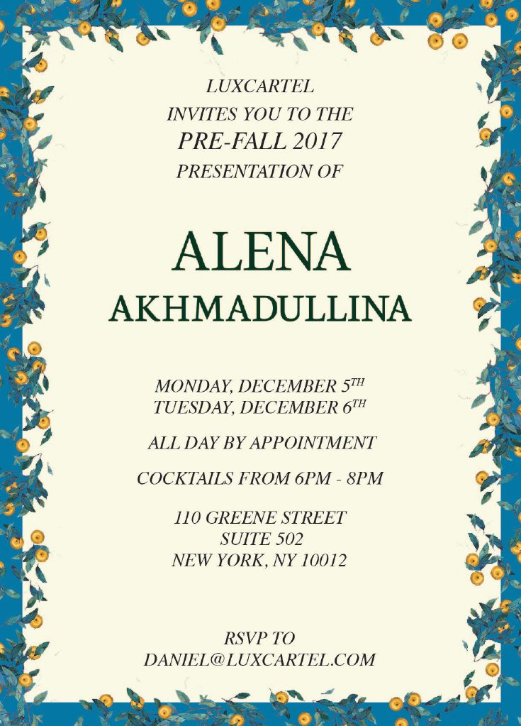 Alena Akhmadullina_Pre-Fall 2017 Invitation-01.jpg