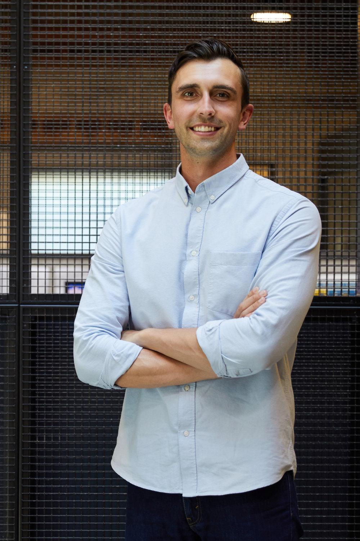 Joseph Hooten,  Executive Assistant to Kristin Martini