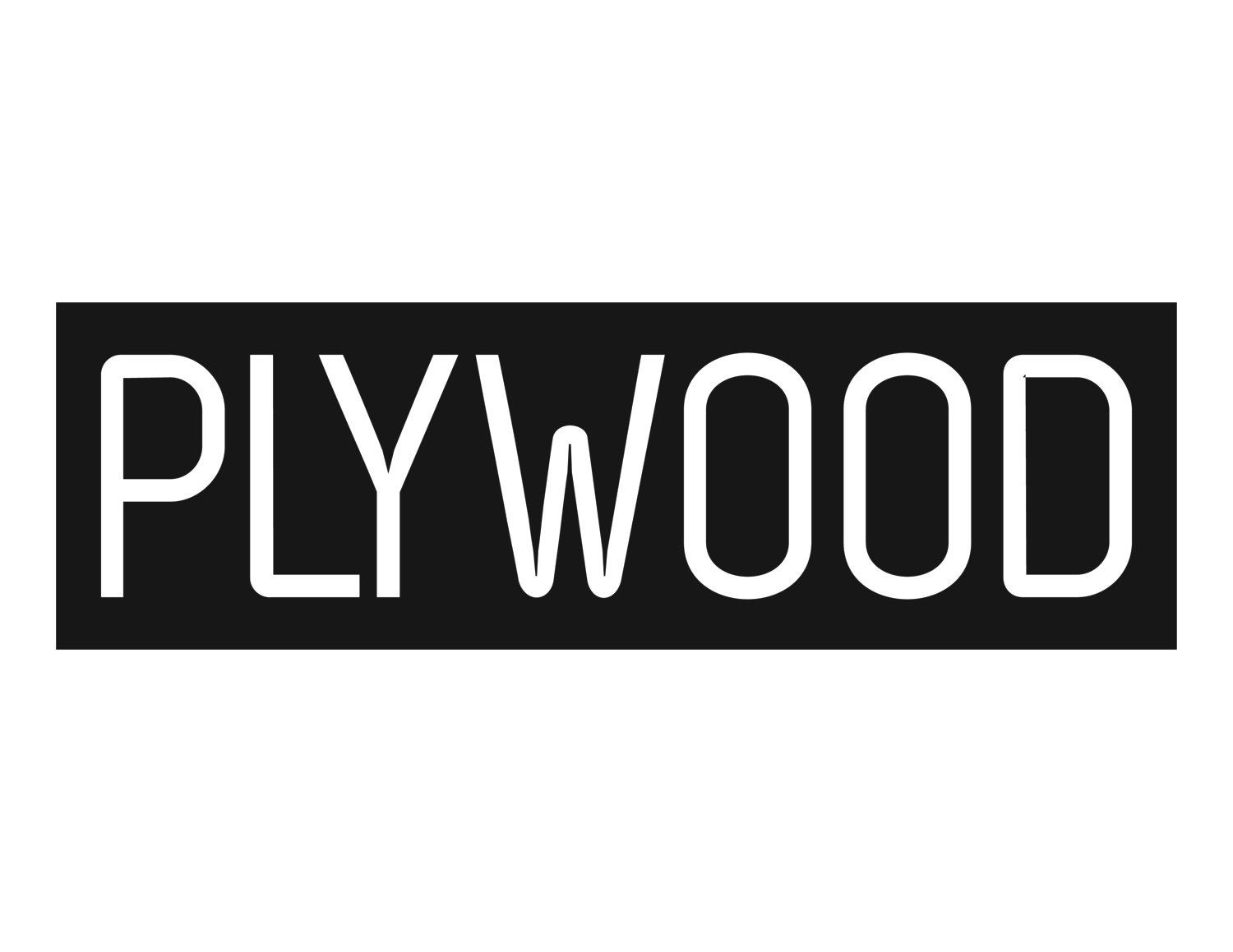 PLYWOOD IS MOVING