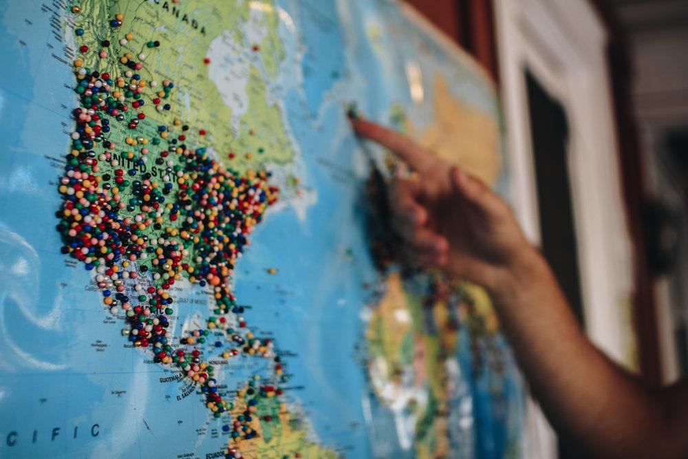 Locations -