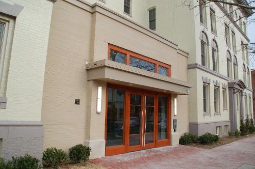 Monsenor Romero Apartments - Washington, DCDeveloper |NHT EnterpriseArchitect |Wiencek & AssociatesHistoric Consultant |MacRostie Historic Advisors LLC