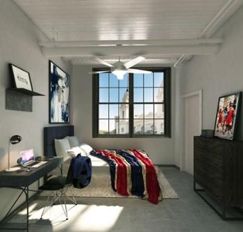 Edge at Union Station - Worcester, MADeveloper |Vision PropertiesArchitect |Benoit Design GroupHistoric Consultant |MacRostie Historic Advisors LLC