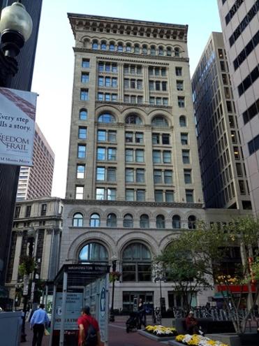 Ames Building | Boston