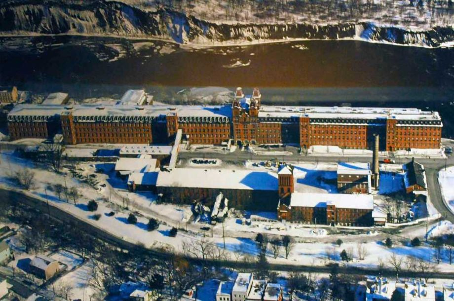 Harmony Mills | Cohoes, New York (Photo credit: The Lofts at Harmony Mills)