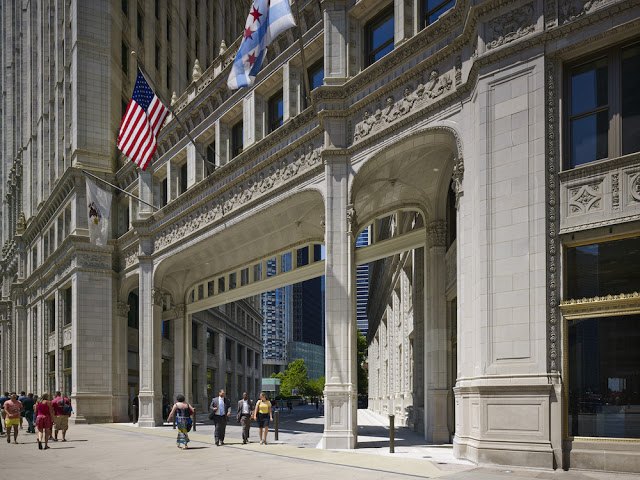 Wrigley Building | Photo Credit: Jon Miller of Hedrick Blessing Photographers