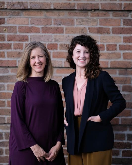 Beth Jacob & Gabrielle Begue - Senior Associates   New Orleans