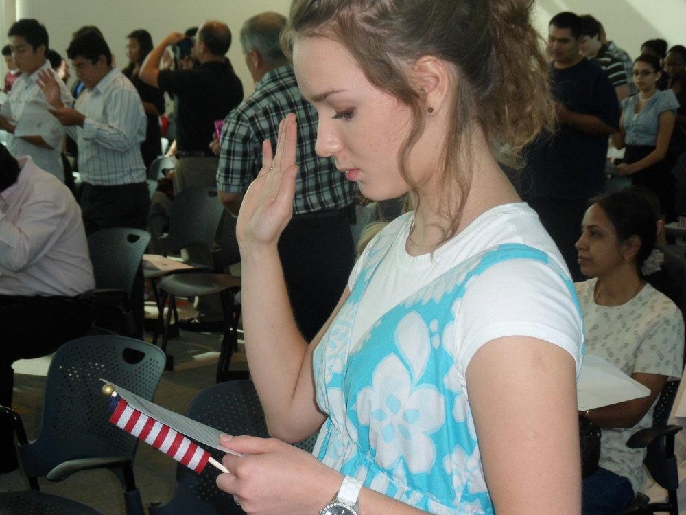 Daria Citizenship Pledge