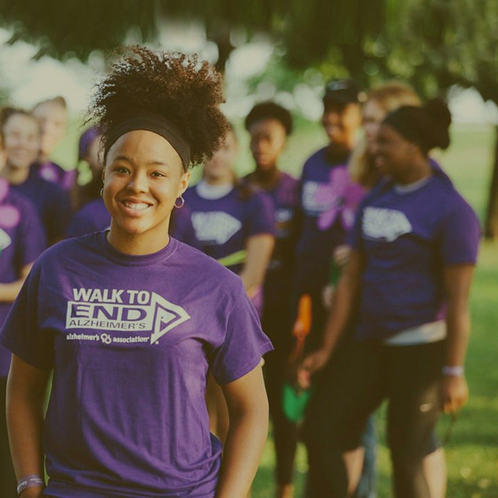 Join my Walk to End Alzheimer's Team -
