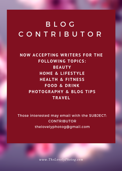 Be my guest - Don't have the time to contribute on a regular basis? Guest posting is a way to share your great content with my audience and expand your reach!Fill out the form below or contact me with the SUBJECT: Guest Posting