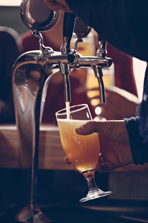 Good cerveza -