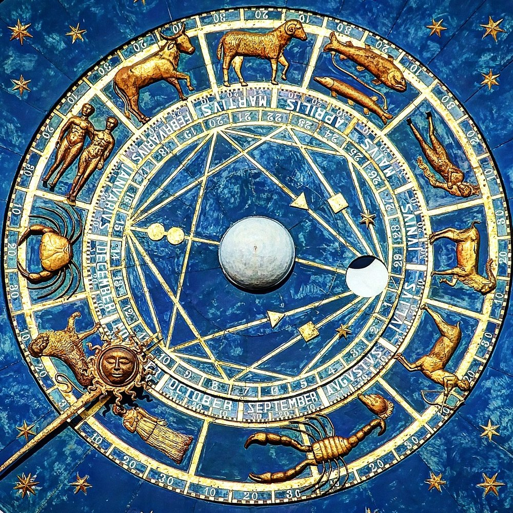 ASTROLOGY - Sample text about astrology will go here. Just a little snippet.