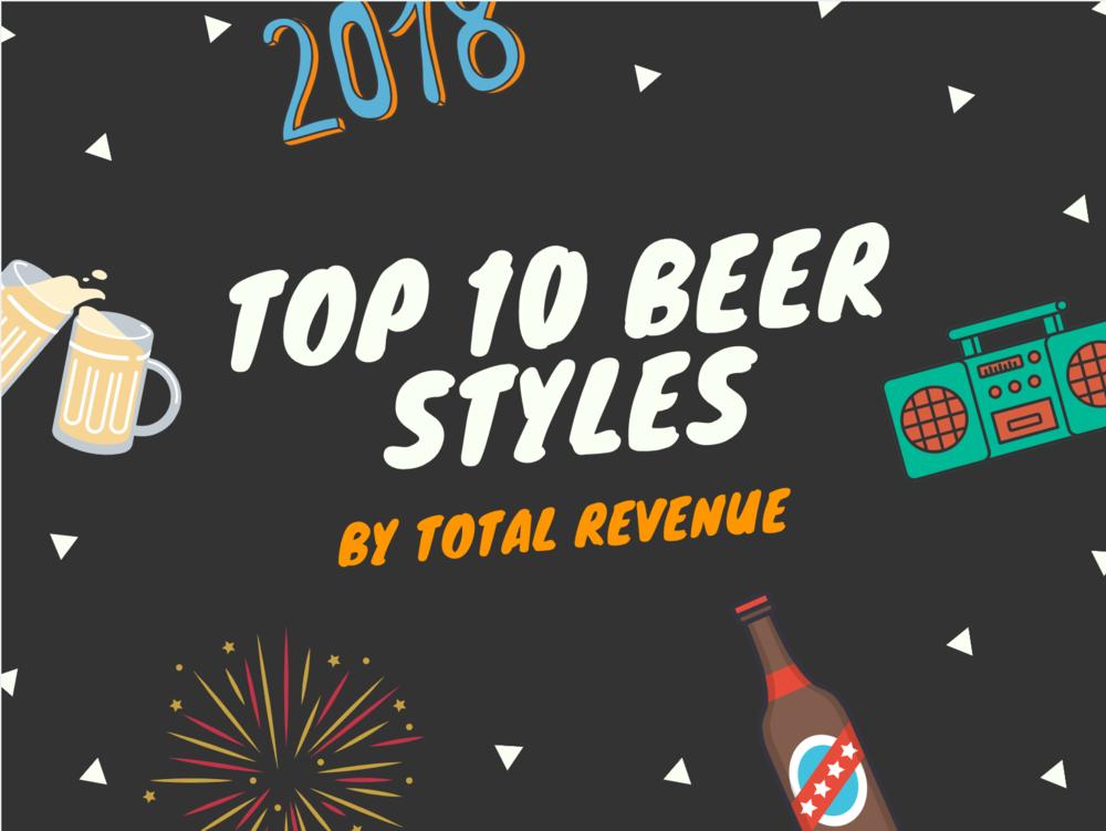 Top 10 Beer Styles