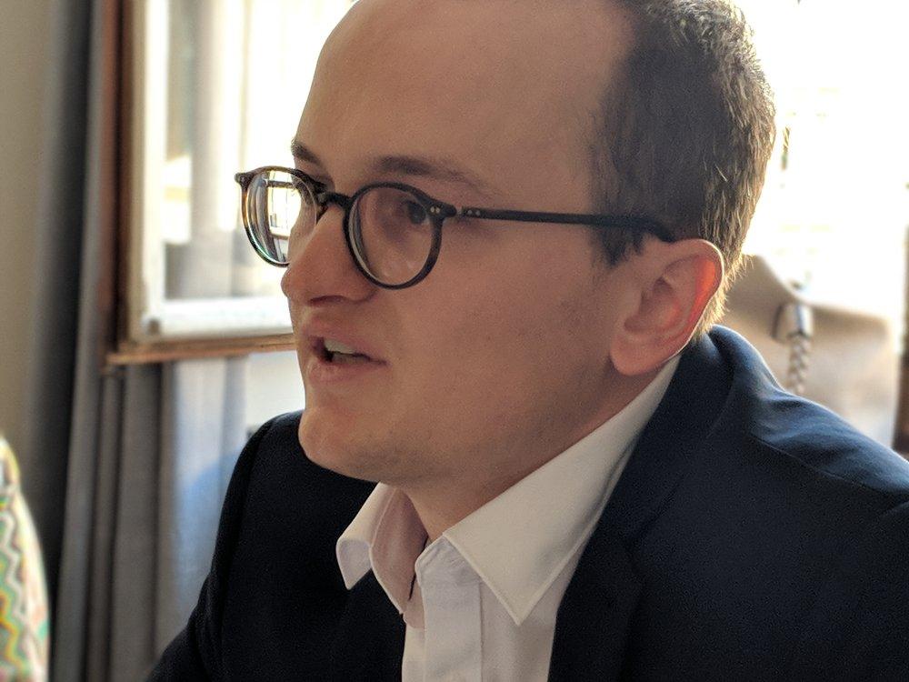 Pressekonferenz RR-Kandidatur, 15.08.2018, Bild: Balthasar Glättli