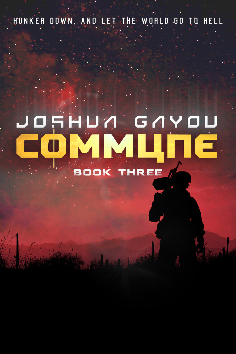 Commune 3  Joshua Gayou
