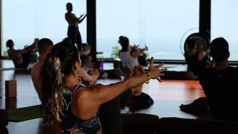 Costa Rica Training / Retreat 2018