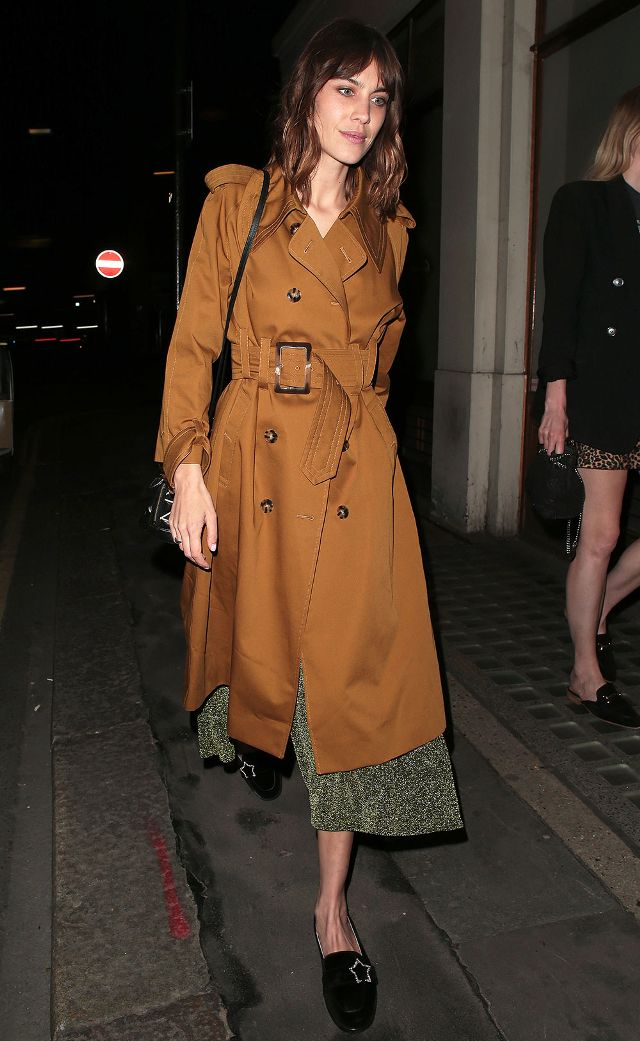 Timeless Trench -