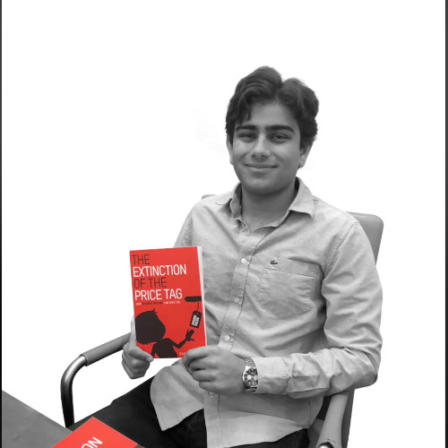 Sahaj Sharda - author of Extinction of the Price Tag, CEO and Founder Dynos