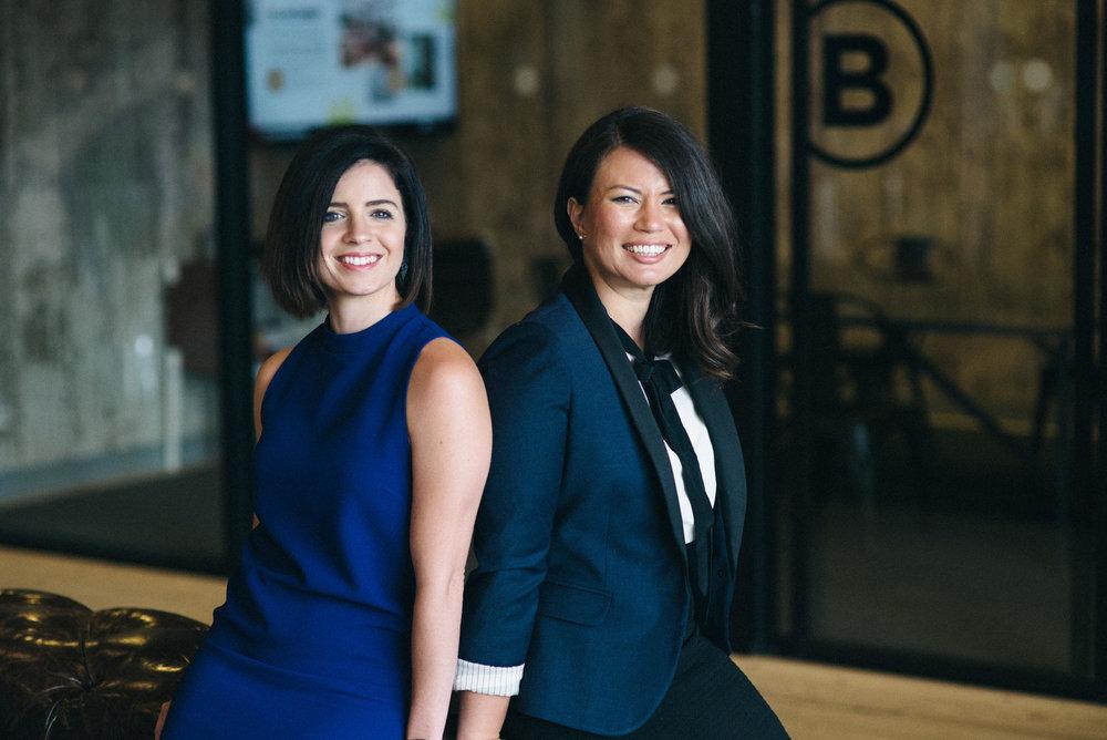 Melanie Charlton & Julie Weber - Partners, Brllnt