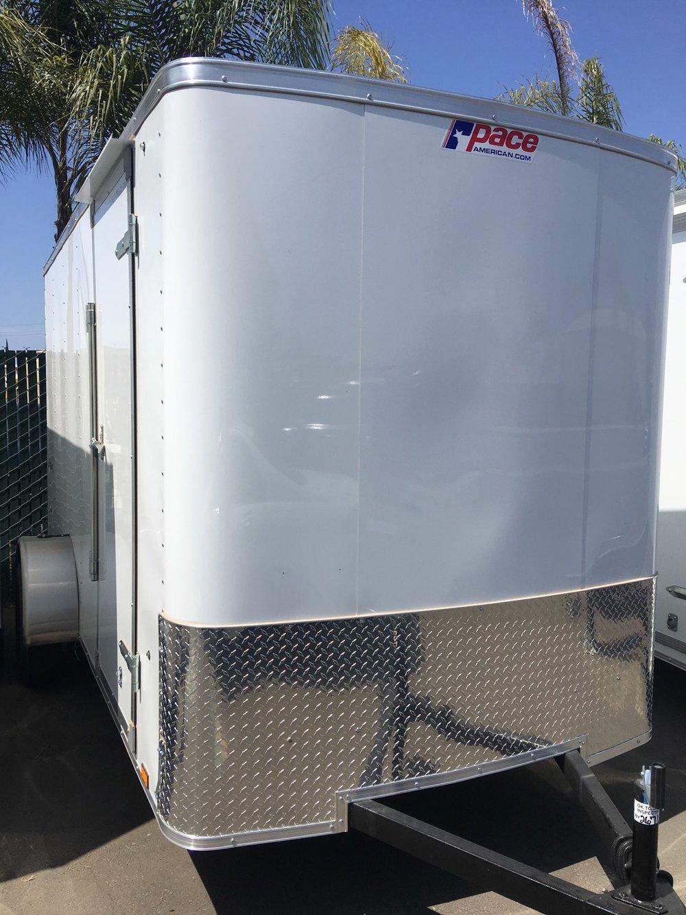 6x12 Look/Pace - Side Door/Ramp Door