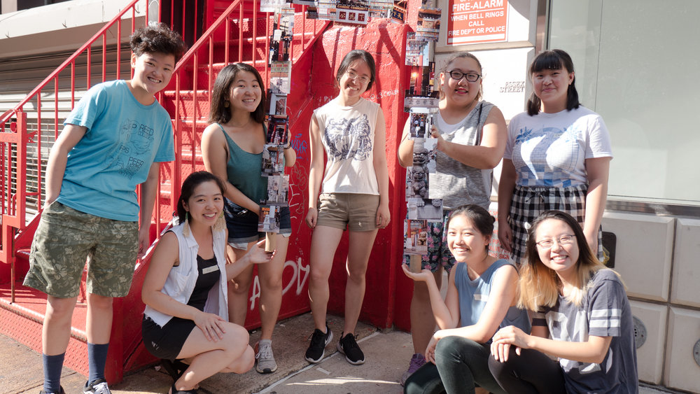 Alina Shen + Contours: Our Narrative Tours