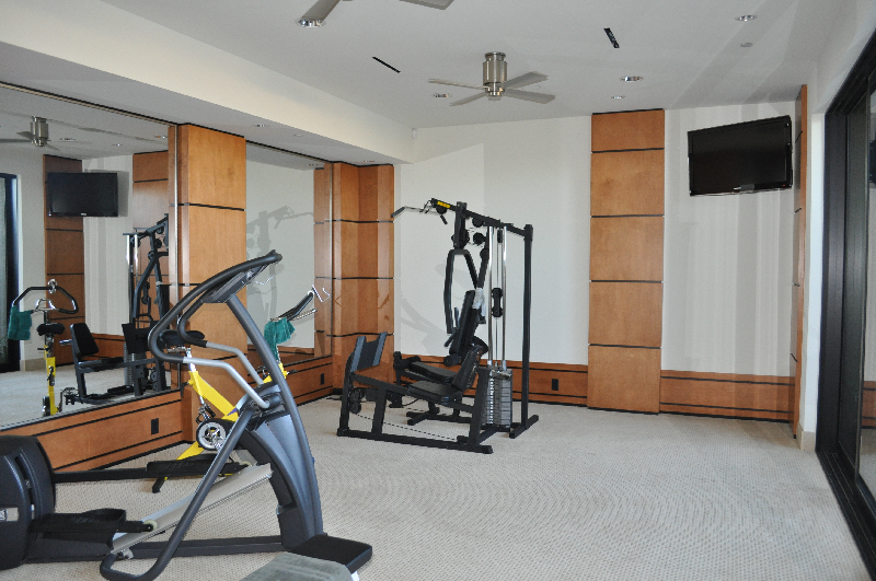 Exercise Rooms -