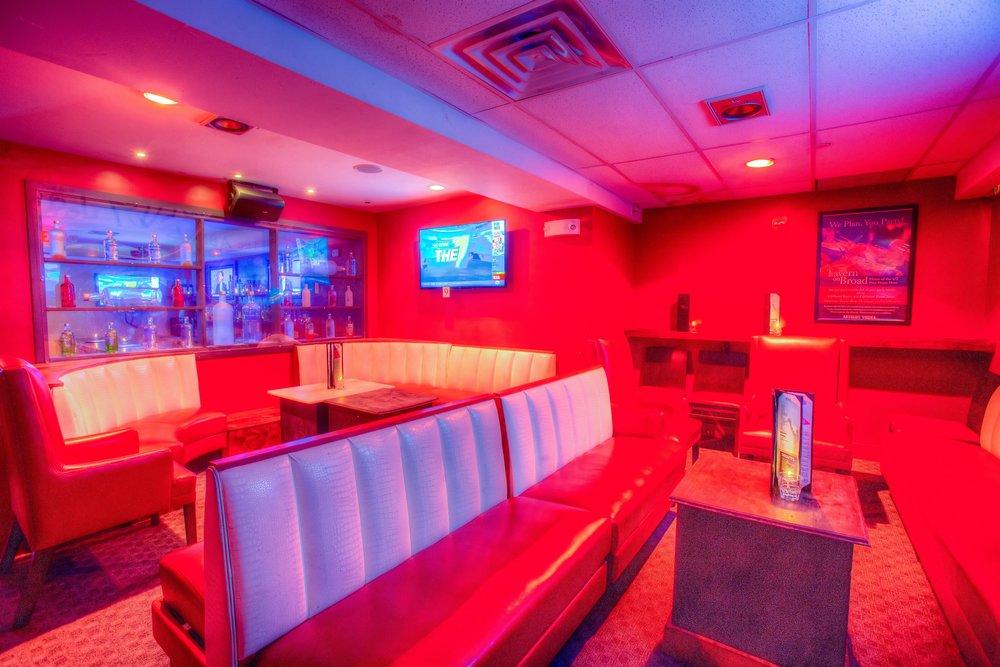 The Stoli Ladies Lounge